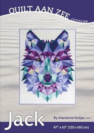 JACK  de Wolf - patroon