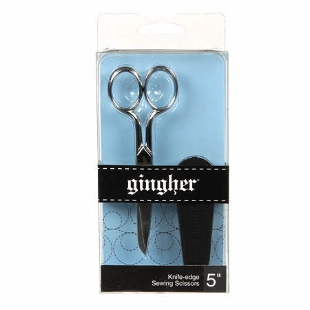 "Gingher 5"" Sewing Scissors"