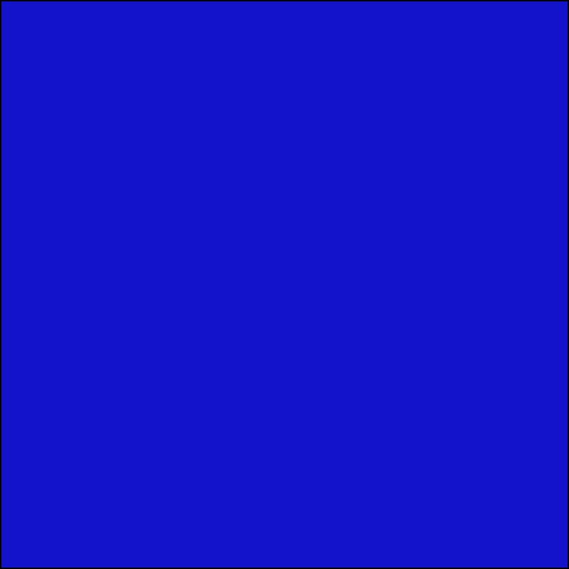 AMB 31 - Royal Blue - kleurstaal