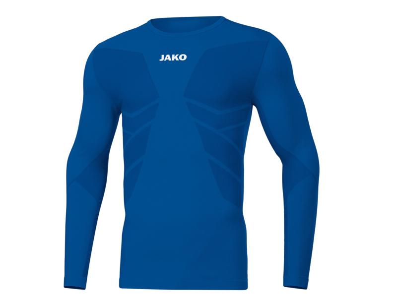 JAKO Underwear Longsleeve Junior Blauw