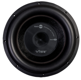 Vibe BlackAir 32 cm - 600/1800 watt subwoofer
