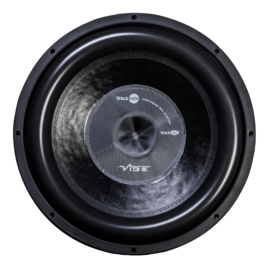 Vibe BlackAir 39 cm - 1000/3000 watt subwoofer