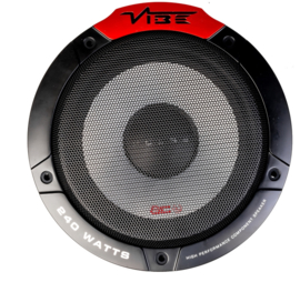 Vibe Pulse 16,5 cm.  2 way composet autospeakers