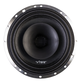 Vibe BlackDeath 16,5 cm.  2 way coaxiaal autospeaker