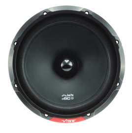 Vibe Slick 16,5 cm.  2 way composet autospeakers
