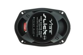 Vibe Slick ovaal 15x22cm.  3 way coaxiaal autospeakers