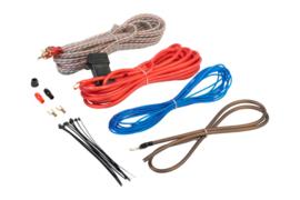 Versterker kabelset - 2,6mm. (10AWG)