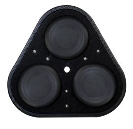 Vibe BlackAir 500w RMS / 1500 watt Passieve Subwoofer