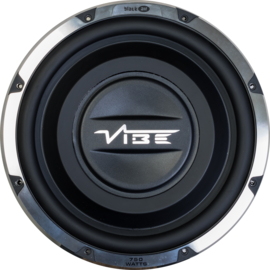 Vibe BlackDeath Slim  32 cm - 250/750 watt subwoofer