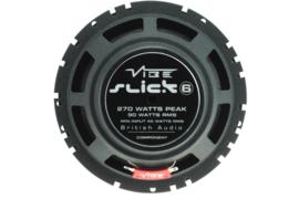 Vibe Slick 16,5 cm.  2 way composet autospeakers