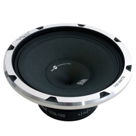 Vibe BlackDeath 25 cm.  1 way coaxiaal autospeaker
