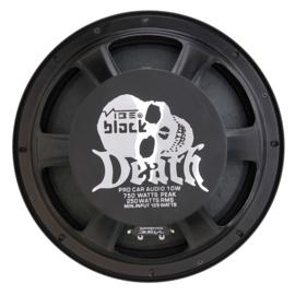 Vibe BlackDeath 25 cm.  1 way coaxiaal autospeaker