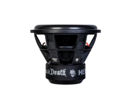 Vibe BlackDeath HEX 39 cm - 2000/6000 watt subwoofer