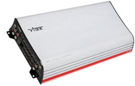 Vibe Powerbox 4 kanaals 4x 60/75watt versterker