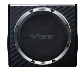 Vibe BlackAir 500w RMS / 1500 watt Passieve Subwoofer