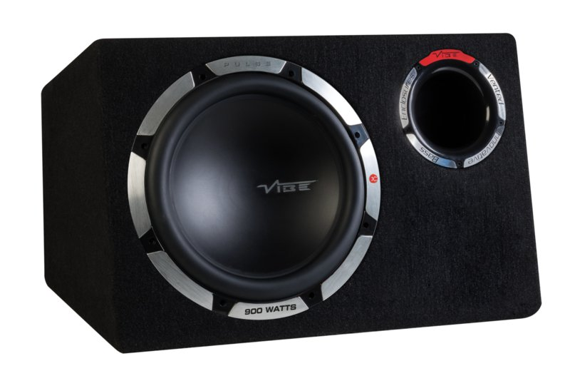 Vibe Pulse 300w RMS / 900 watt Passieve Subwoofer