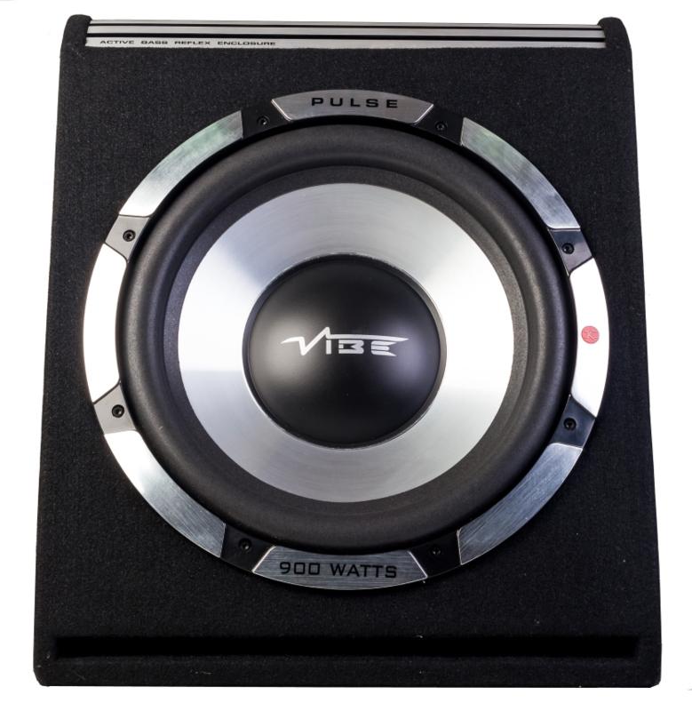 Vibe Pulse 300w RMS / 900 watt Actieve Subwoofer