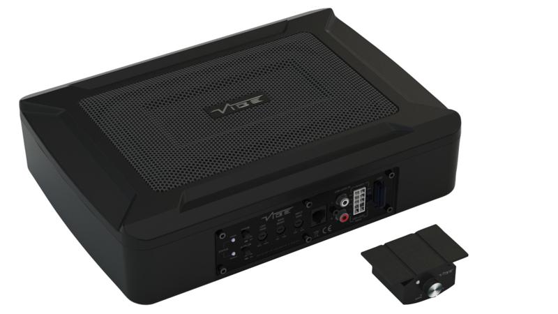 Pulse 80w RMS / 240 watt Actieve Subwoofer