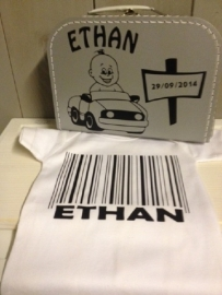 romper setje Ethan