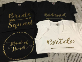 vrijgezellen shirts vrouwen ST2700