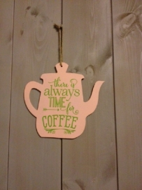 alway's time for coffee