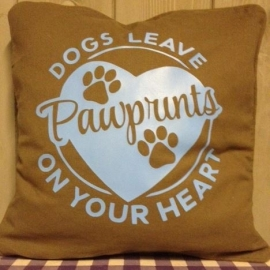 pawprints dog