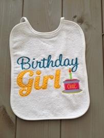 promo line wit birthday girl