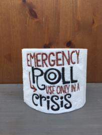 emergency roll