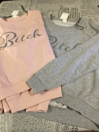 basic sweater H&M bitch