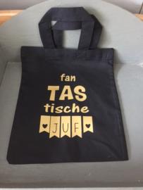 fan TAS tische juf