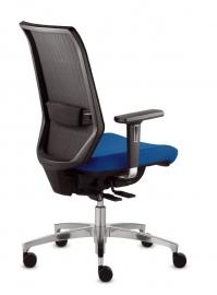 Dauphin Shape economy 2 mesh, Model SH 38565 bureaustoel, netbespannen rugleuning