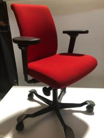 HAG H05 5300 bureaustoel, medium rugleuning
