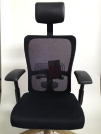 Haworth Comforto 89 bureaustoel, (zwart)