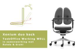 Xenium Classic Duo Back bureaustoel