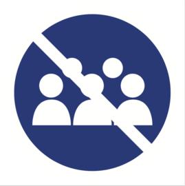 COVID GRID No Group (5 stuks)