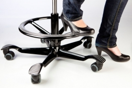 Voetenring (HÅG bureaustoelen)