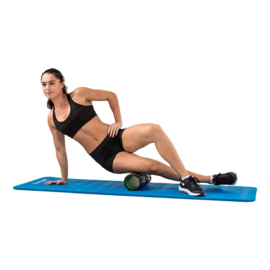 Tunturi Yoga Grid Foam Roller Massage zwart