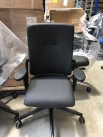 Rohde&Grahl  Xenium  bureaustoel refurbished kunstleer