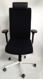 ROVO XP 4015 EB Ergo-Balance bureaustoel, (Zwart-Wit)