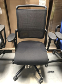 Wisselende collectie professionele bureaustoelen