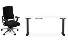 Set stoel en tafel (1-motorig)