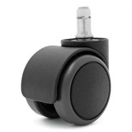 Bureaustoel wielen 50 mm  - set 5 stuks