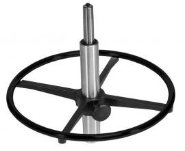 Voetenring ∅ 455 mm (RH bureaustoelen)