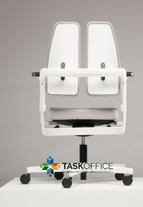 Xilium  Duo Back bureaustoel