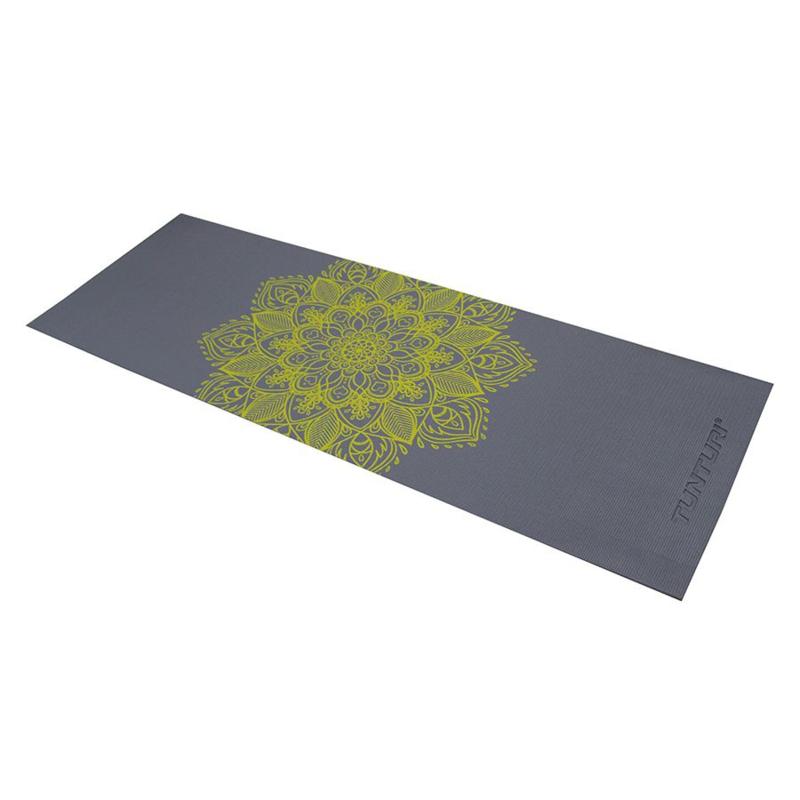 Tunturi PVC Yogamat – Fitnessmat 4 mm