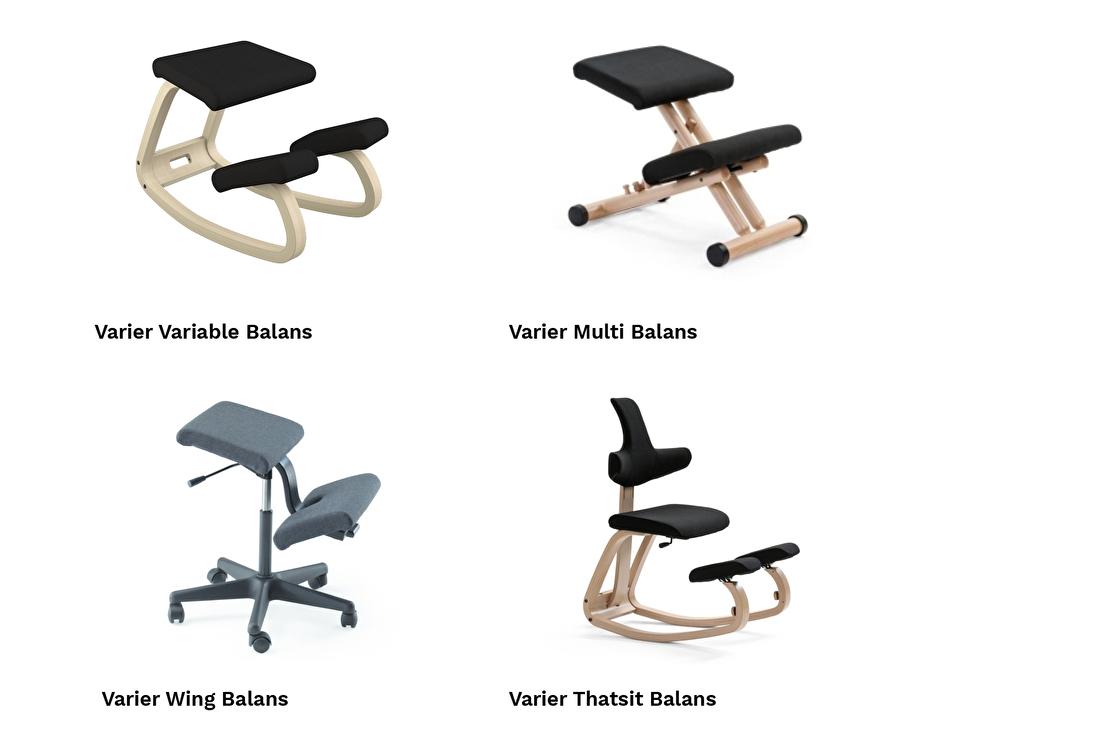 Stokke Balans Bureaustoel.Ontdek De Voordelen Van De Varier Thatsit Kniestoel