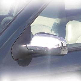 839210 Spiegelafdekking chroom cabrio