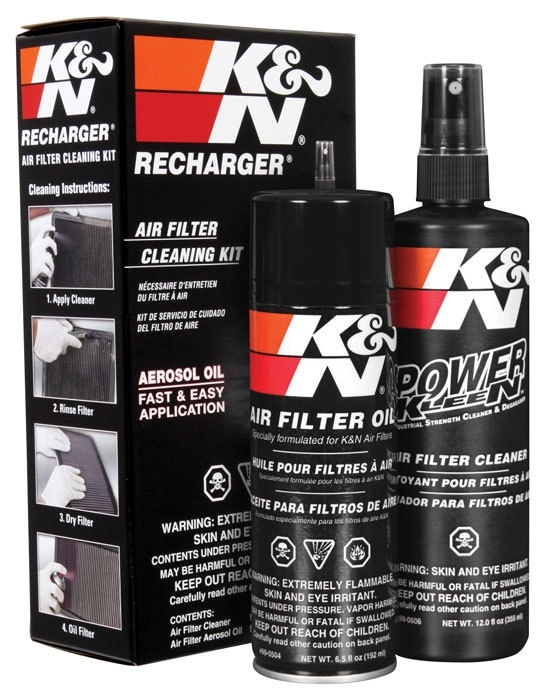 99-5000 K&N filter reinigingsset