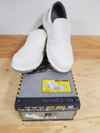 Veiligheidsschoen - X0700 - SB - White - Maat 41