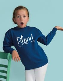 Sweater Blond